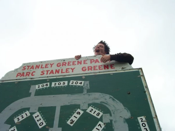 The good ole days of Stanley Greene