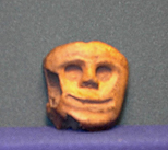 Found at the Parsons excavation site